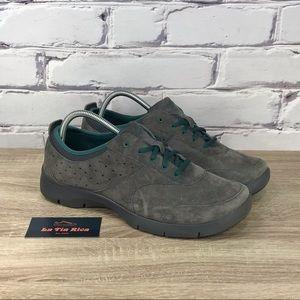 Dansko Elaine Charcoal Gray Sneakers 42